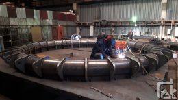 Изготовление металлоконструкций ДК — Спецстрой