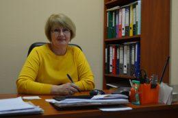 Главный бухгалтер — Немчинова Надежда Владимировна