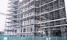 Многоэтажные здания из металлоконструкций