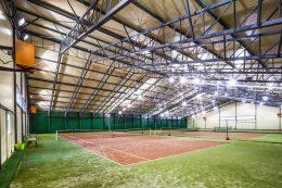 Спортивные сооружения, построенные с помощью металлоконструкций