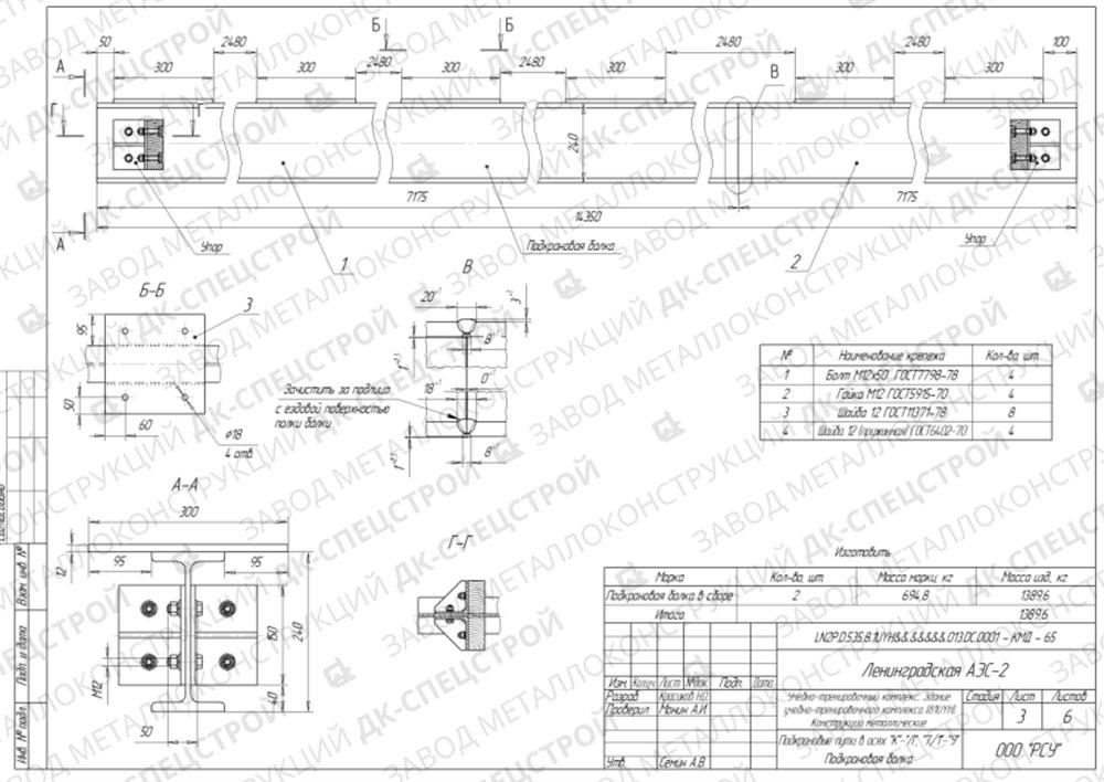 Проект ЛЕНИНГРАДСКОЙ АТОМНОЙ ЭЛЕКТРОСТАНЦИИ (ЛАЭС-1, ЛАЭС-2)