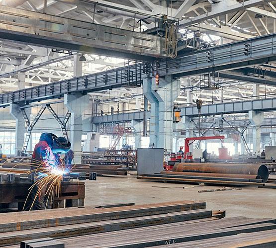 Завод металлоконструкций ДК-Спецстрой
